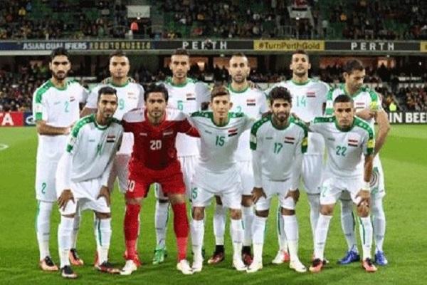 إعلان قائمة المنتخب العراقي المشاركة في خليجي 23