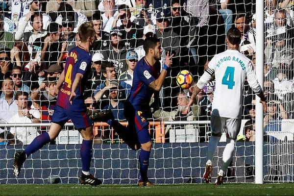 برشلونة يحسم الـ