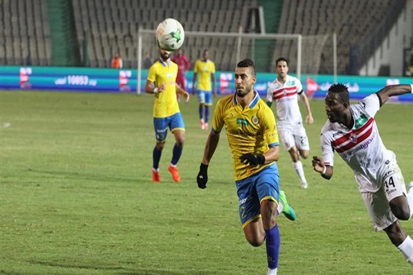 الاسماعيلي يضيع نقطتين بتعادل مع طلائع الجيش في الدوري المصري