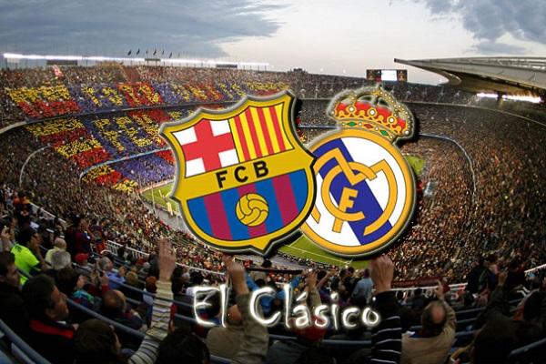 ريال مدريد-برشلونة: