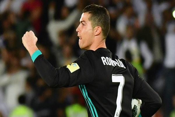 سجل تهديفي رائع لرونالدو في المباريات النهائية مع ريال مدريد