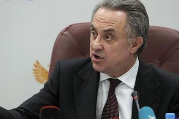موتكو تنحى أيضا من رئاسة الاتحاد الروسي لكرة القدم