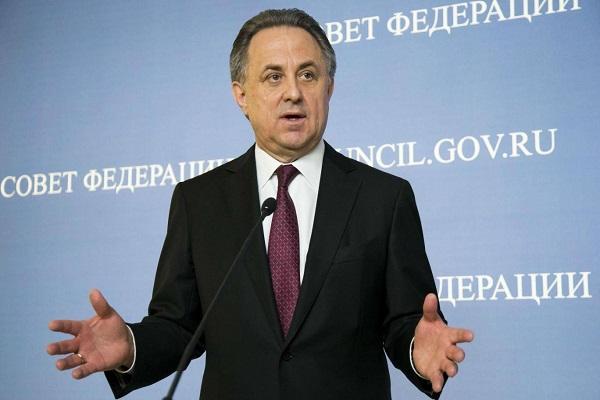 إبتعاد إضافي لموتكو باستقالته من رئاسة اللجنة المنظمة لمونديال روسيا