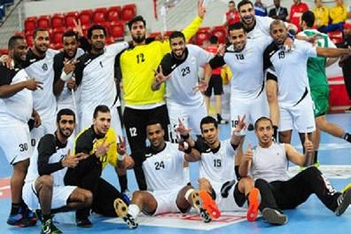 منتخب الامارات لكرة اليد يلغي مباراته مع تونس