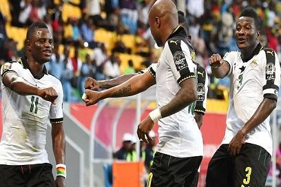 غانا ضيف معتاد في نصف النهائي تواجه الكاميرون