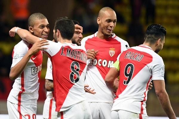 موناكو الفرنسي يحتفظ بصدارة أفضل خط هجوم في الدوريات الأوروبية