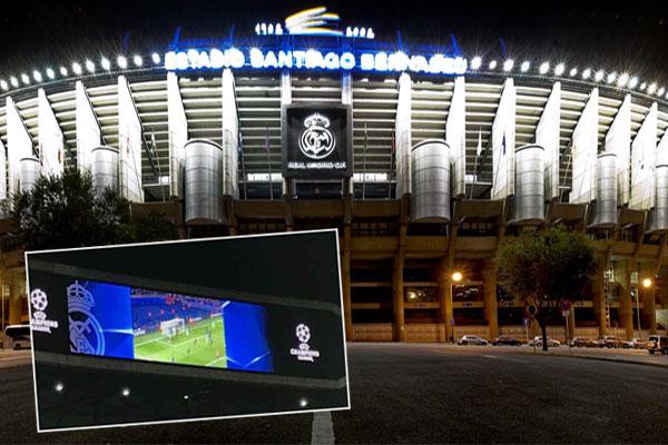 ريال مدريد استعرض على ملعبه الأهداف الفرنسية التي ولجت مرمى برشلونة