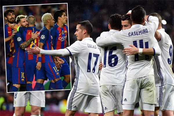 ريال مدريد يقترب من رقم غريمه التقليدي برشلونة الذي سجل توالياً في 44 مباراة.