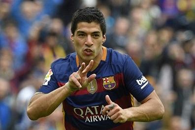 سواريز: برشلونة قادر على قلب خسارته المذلة أمام سان جرمان