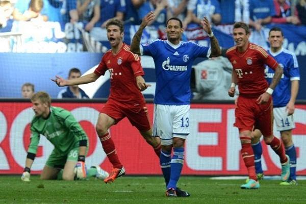 بايرن ميونيخ-شالكه في واجهة ربع نهائي كأس ألمانيا