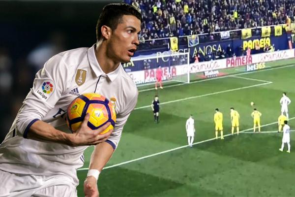 واصل البرتغالي كريستيانو رونالدو تحقيق الأرقام القياسية مع نادي ريال مدريد