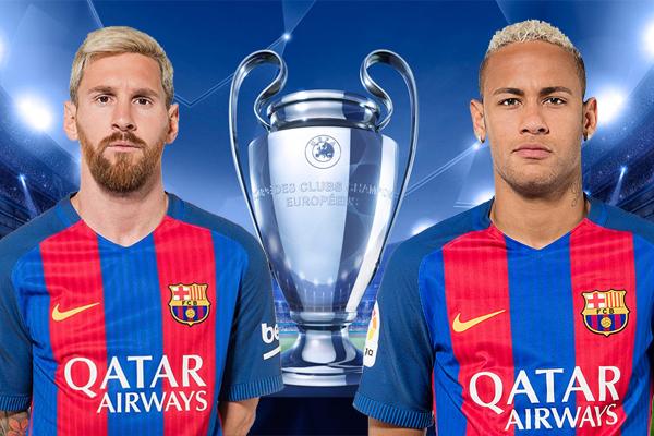 مشاكل ميسي ونيمار مع القضاء الإسباني قد تحرم فريق برشلونة من خدماتهما في النهائي القاري