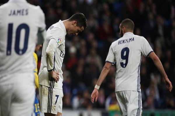 ريال مدريد يخسر الصدارة