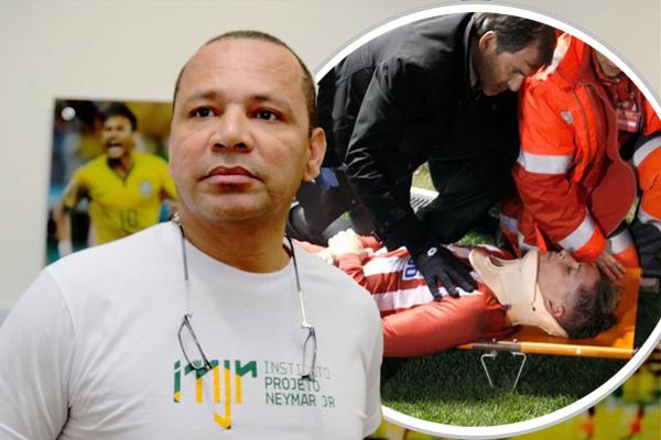 والد نيمار عبر عن استيائه الكبير و غضبه الشديد من التدخلات العنيفة في رياضة كرة القدم