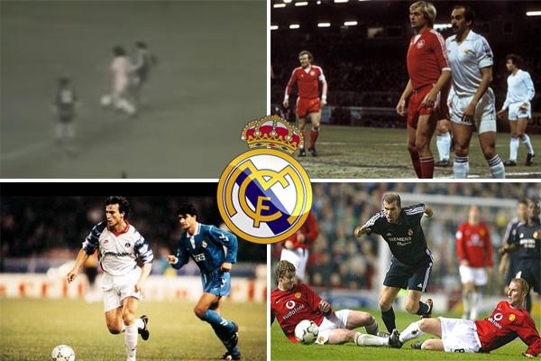 ريال مدريد تعرض للاقصاء اربع مرات في أوروبا رغم فوز بثلاثية ذهابا
