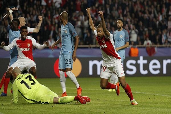 موناكو يفعلها على طريقة برشلونة