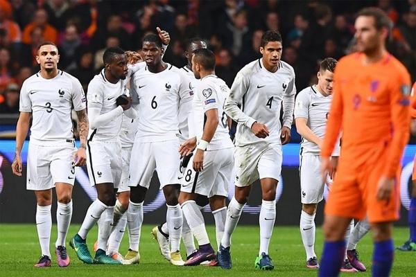 تواجه فرنسا لوكسبمورغ على ارضها ضمن تصفيات اوروبا المؤهلة الى نهائيات مونديال 2018 في روسيا