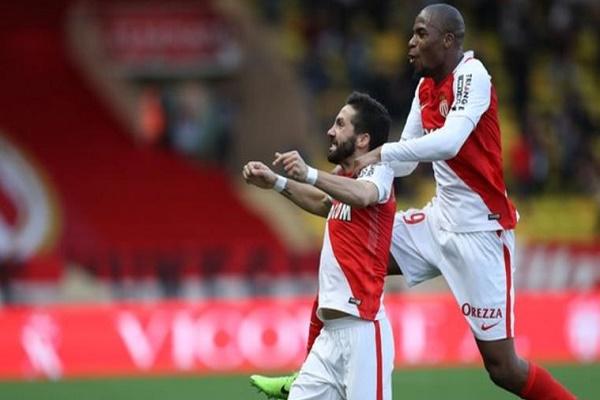موناكو يتخطى بوردو ويرفع الفارق إلى 5 نقاط مع نيس