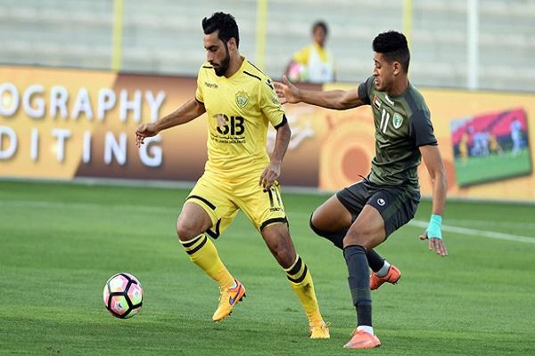 الوصل يصعد إلى المركز الثالث في الدوري الإماراتي
