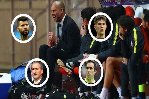 الخماسي يتحمل مسؤولية إقصاء مانشستر سيتي من بطولة دوري أبطال أوروبا أمام موناكو الفرنسي