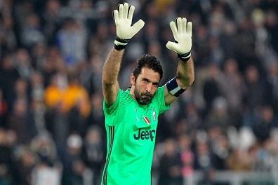 بوفون رفض الانتقال إلى برشلونة من أجل يوفنتوس
