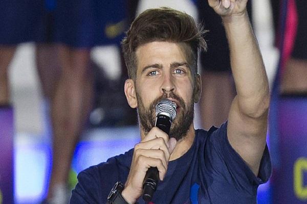 ريال مدريد يدرس مقاضاة بيكيه بسبب تصريحه المثير للجدل
