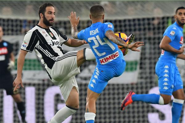 يتجدد الموعد بين يوفنتوس ونابولي في كأس إيطاليا