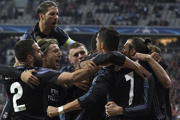 ريال مدريد يقلب الطاولة ويقهر بايرن ميونيخ في عقر داره