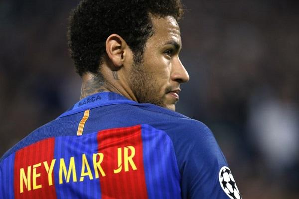 برشلونة يستأنف قرار إيقاف نيمار لدى المحكمة الإدارية الرياضية