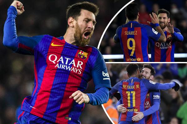 تصدر ميسي ترتيب اللاعبين الأكثر حسمًا في الدوري الإسباني من خلال تأثير أهدافه على نتائج مباريات فريقه