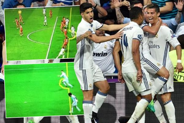 اعتبرت الصحف الموالية لنادي برشلونة بان التأهل الذي حققه ريال مدريد غير مستحق