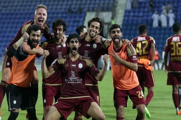 الوحدة يهزم الشارقة ويتأهل إلى نهائي كأس الإمارات