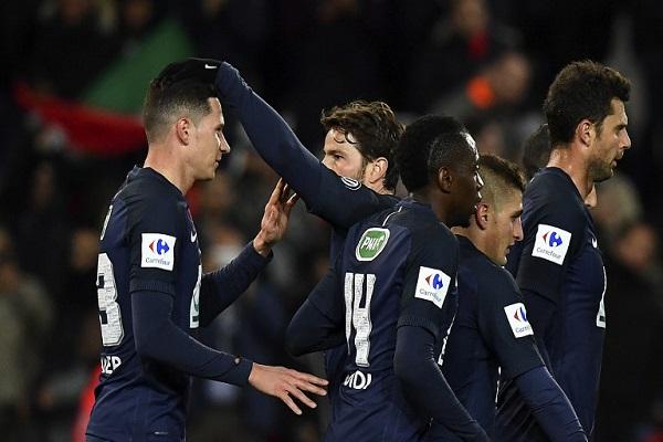 سان جرمان يسحق موناكو ويلحق بانجيه إلى نهائي كأس فرنسا
