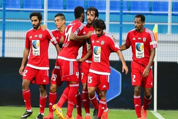 الجزيرة يتوج بلقب الدوري الإماراتي للمرة الثانية