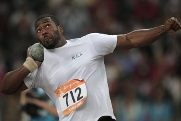 يتصدر سلطان الحبشي دائرة الترشيحات في مسابقة الكرة الحديد والمرشح لنيل ذهبية المسابقة