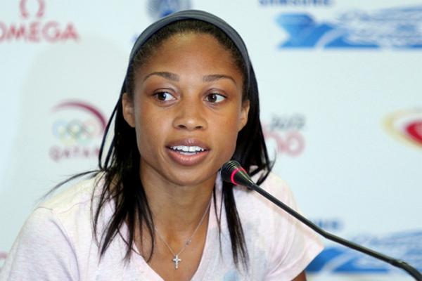 استبعدت الاميركية أليسون فيليكس ان تستمر على المضمار لتشارك في دورة 2024 الاولمبية