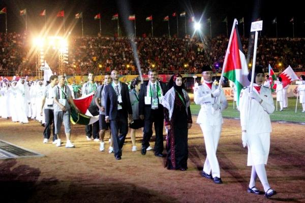 بدت الصورة أكثر وضوحا فيما يتعلق بالبعثة الفلسطينية المشاركة في الدورة بعدما عُرف مصير وفد غزة