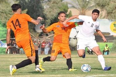 الزوراء يجتاز الحسين في الدوري العراقي