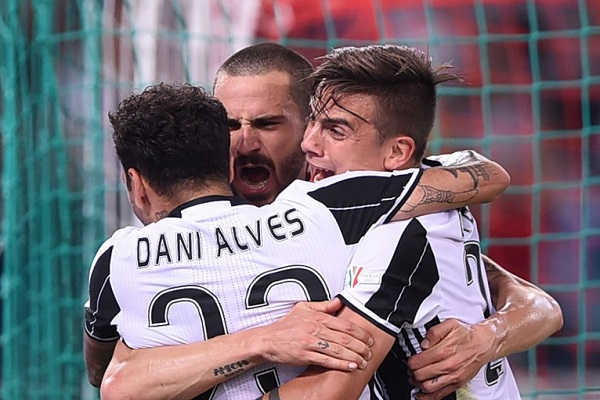 يوفنتوس يحتفظ بلقب كأس إيطاليا على حساب لاتسيو