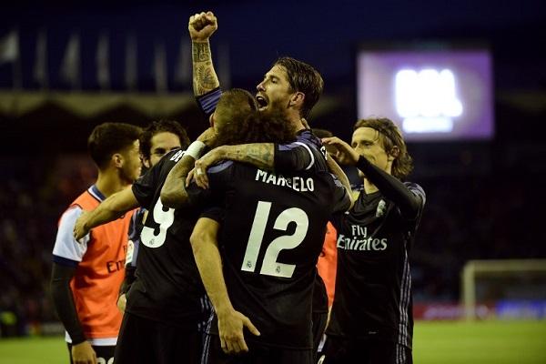 برباعية في سلتا فيغو.. ريال مدريد على بعد نقطة من اللقب