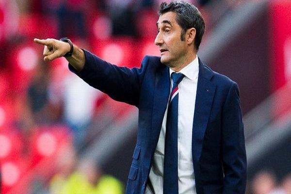 صحفي كاتالوني يزعم اتفاق برشلونة مع المدرب فالفيردي