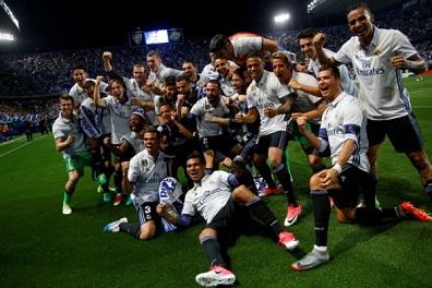 مفاتيح تتويج ريال مدريد بلقب الدوري الإسباني