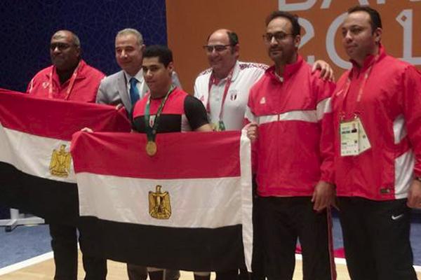 أشاد جاسر رياض رئيس البعثة المصرية في دورة العاب التضامن الإسلامي بالنتائج التي حققتها البعثة برصيد 18 ميدالية ملونة