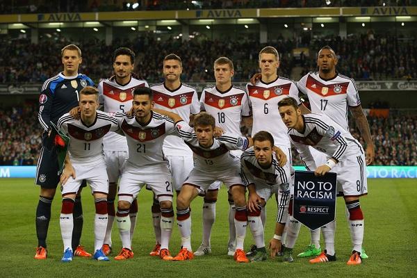 سبعة لاعبين جدد في تشكيلة ألمانيا لكأس القارات