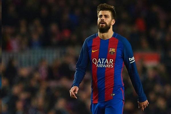 بيكيه غير منزعج من إهانات لاعبي ريال مدريد