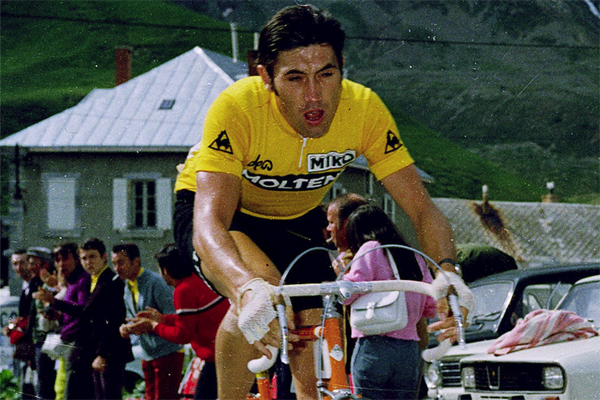 الدراج البلجيكي إيدي ميركس