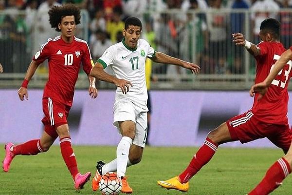 تقديم مباراة الإمارات والسعودية يومين