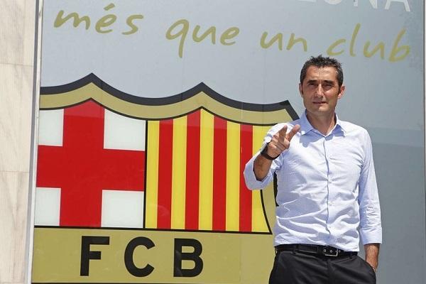 فالفيردي يعد باحراز كل الألقاب الممكنة مع برشلونة