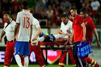 الاصابة تحرم زوبنين المشاركة مع روسيا في كأس القارات