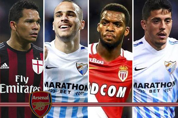 إدارة نادي أرسنال تستهدف تدعيم تركيبة الفريق بأربعة لاعبين خلال موسم الانتقالات الصيفية للعام الجاري